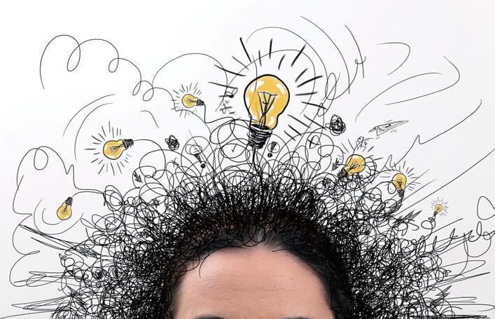 thinking sparks innovation